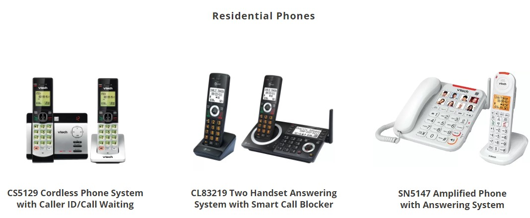 Residential Phones